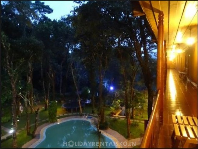 Thekkady Woods Resort, Thekkady
