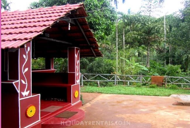 Ram's Hilltop Homestay, Madikeri