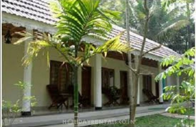 Lake View Cottages, Thekkady