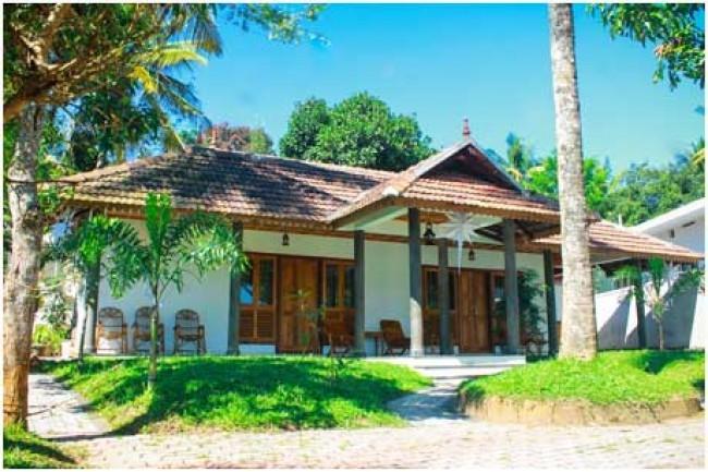 Lake View Cottages, Thekkady