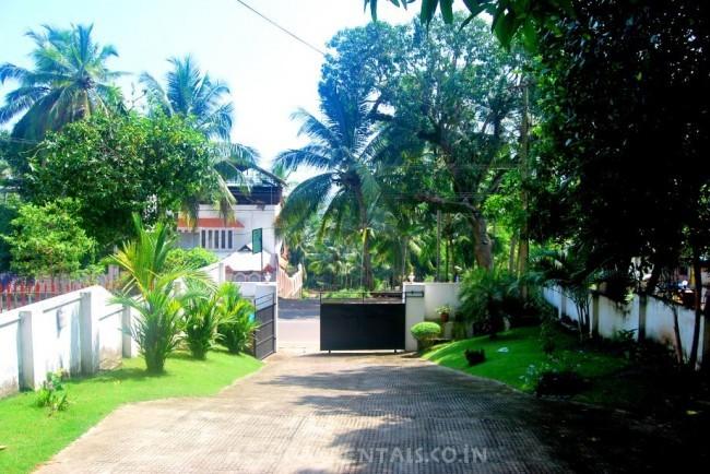 Little Paradise Homestay, Kovalam