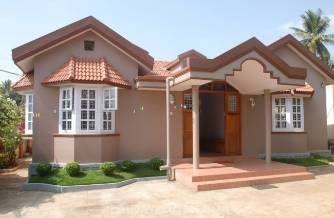 2 Bedroom House, Kodagu Coorg