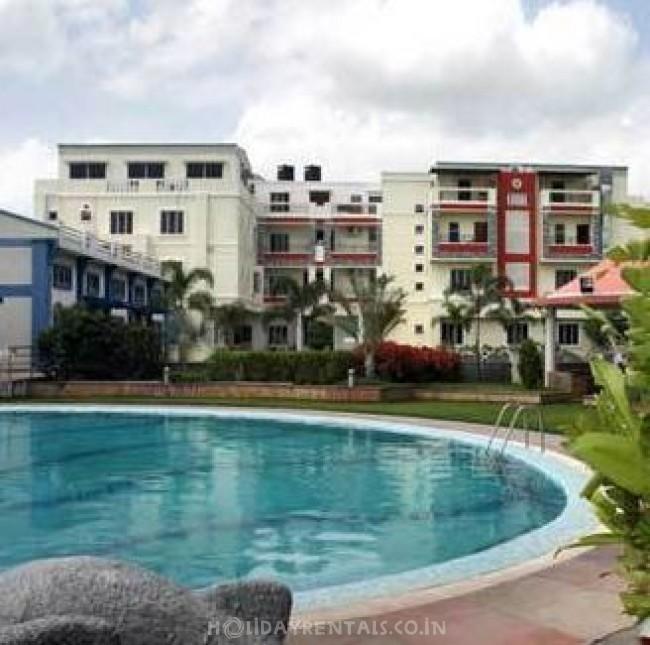Vishal Prakruthi Resort, Medak