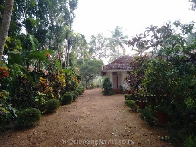 Backwater Heritage Homestay, Kumarakom