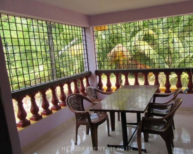 Mandrem Beach Apartment, North Goa