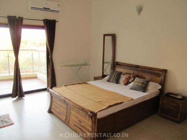 Acasa 2bhk Seaview Apartment, Panjim