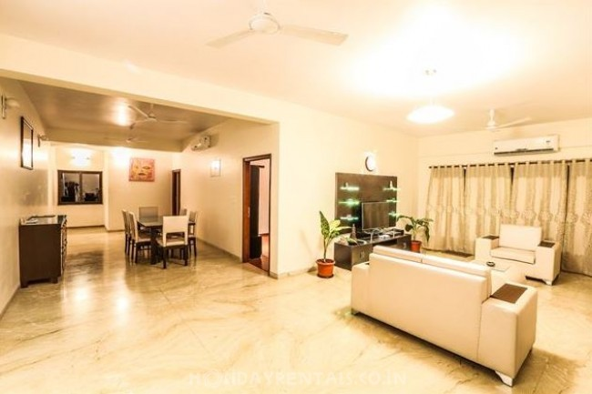 Acasa 4bhk Seaview Apartment, Panjim