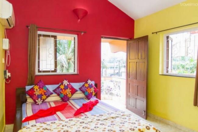 Goan Alcove 2 BHK Service Apartment, Candolim