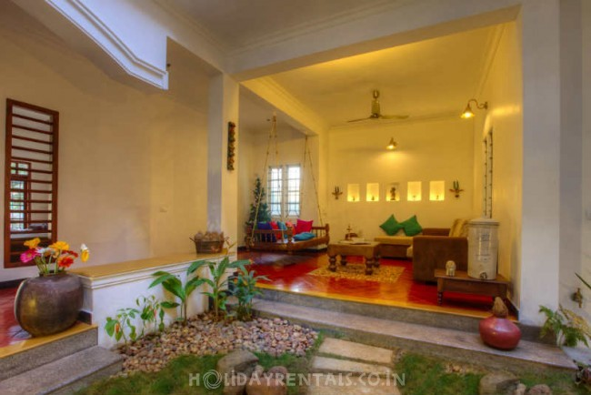 The Fort Bungalow, Kochi