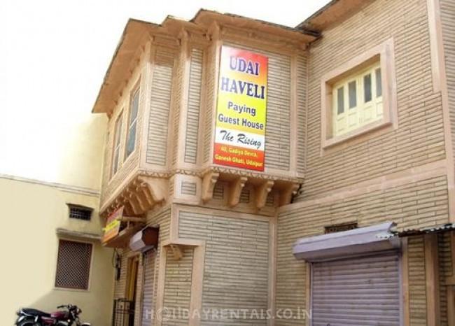 Udai Haveli Guest House, Udaipur