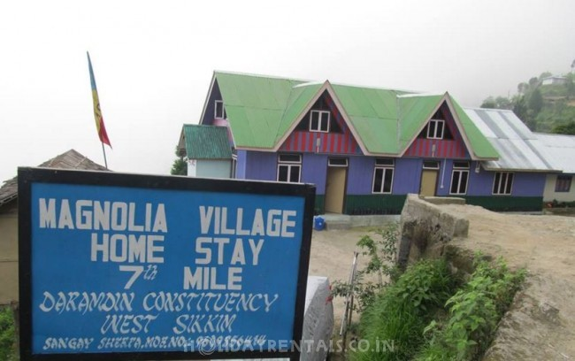 Magnolia Village HomeStay, West Sikkim