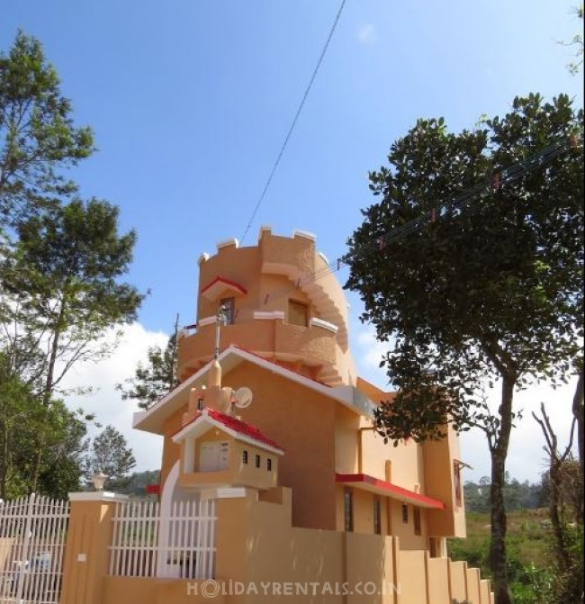 Gryffindor Cottage, Yercaud