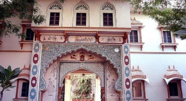 Palkiya Haveli, Kota