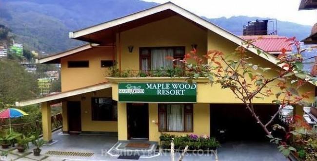 The Maple Wood Resort, Burtuk