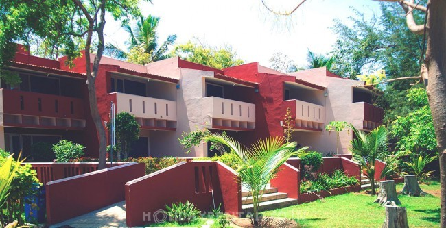 Mamalla Beach Resort, Mahabalipuram