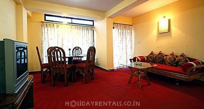 Krishna Residency Service Apartment, Darjeeling