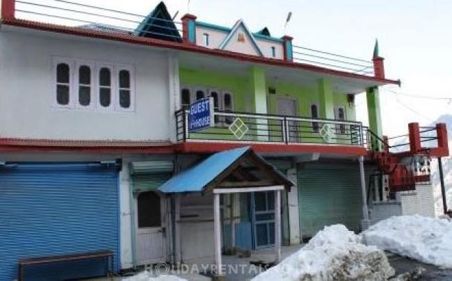 Bharmour Homestay, Bharmour