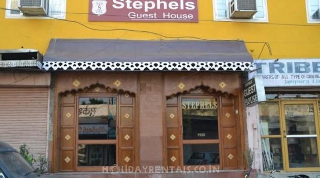 Stephels Guest House, Jaipur