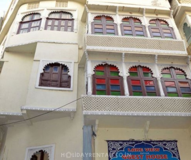Lake View Guest House, Udaipur