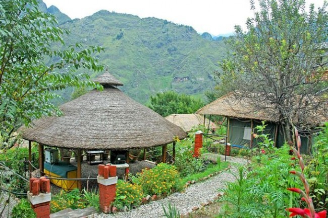 The Bungalows Camp, Auli