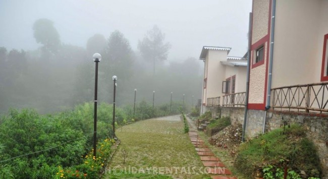 The Calm Cottages, Ramgarh