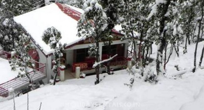 Cottage Nirvana, Mukteshwar