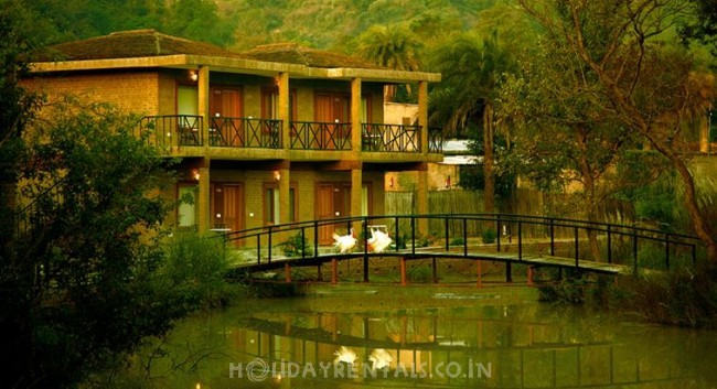 The Kikar Lodge Resort, Rupnagar