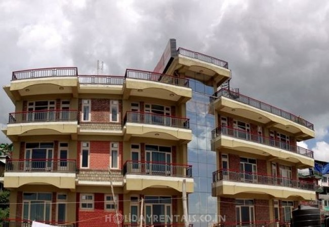 Serkong House, McLeod Ganj