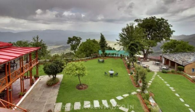 Chevron Eco Lodge, Kausani