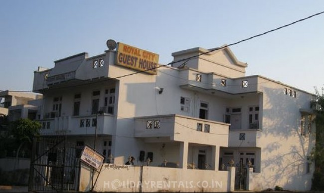 Royal City Guest House, Jaipur