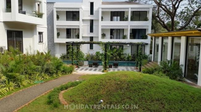 Santa Terra Apartment, Candolim