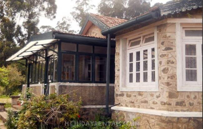 Holiday Cottages, Kodaikanal