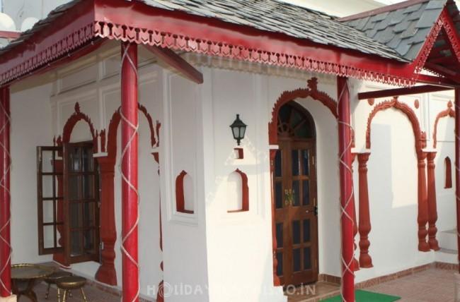 Bharatgarh Fort Homestay, Rupnagar