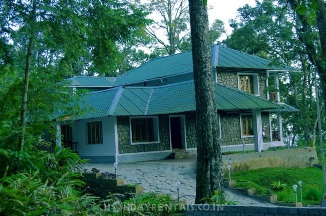 Bracknell Forest Villa, Munnar