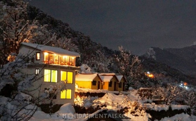 XRA Cottage, Auli