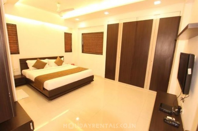 Serviced Apartments on University Road, Surat
