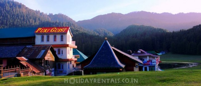 puri guest house guesthouse booking khajjiar holiday rentals rh holidayrentals co in