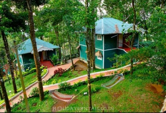 Bluebells Valley Resort, Munnar