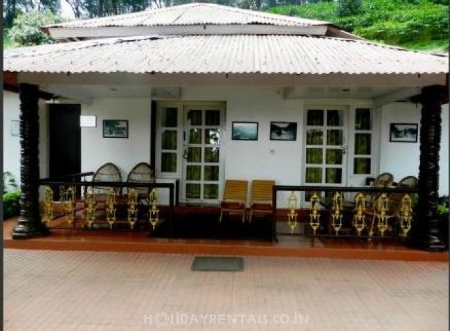 Olive Brook Resort, Munnar