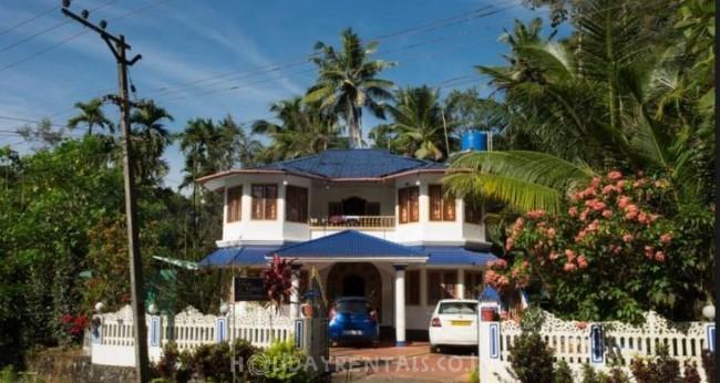 View Valley Home, Munnar