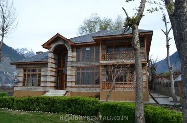 Cloud 9 Cottages, Manali
