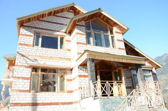 Cloud 9 Cottages, Manali