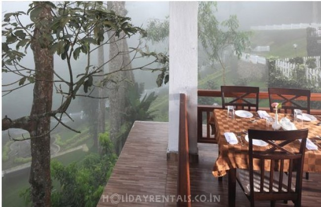 Misty View Holiday Home, Munnar