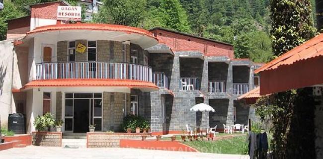 Gagan Resorts, Dharamshala