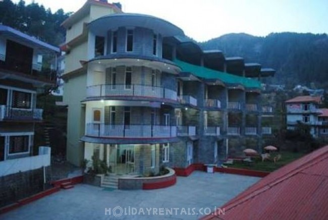 Gagan Resorts, Dharamshala