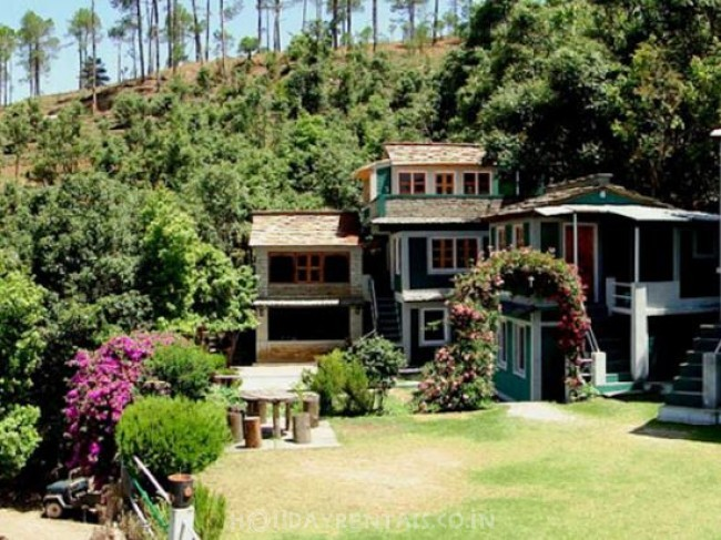 Binsar Eco Camp, Almora