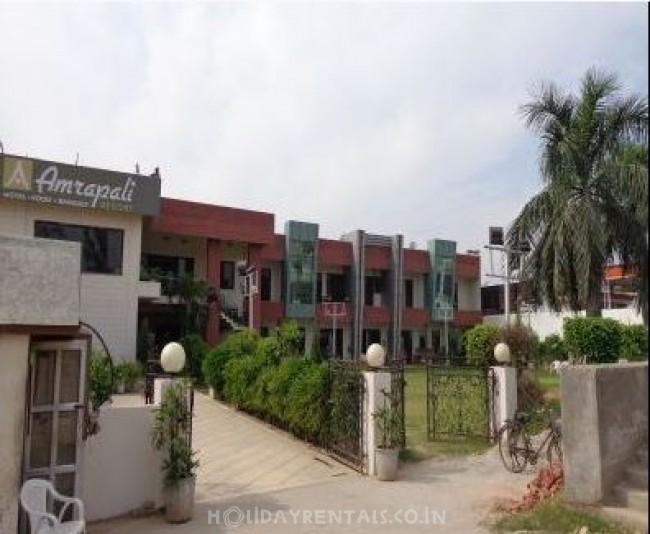 Amrapali Resort, Ambala