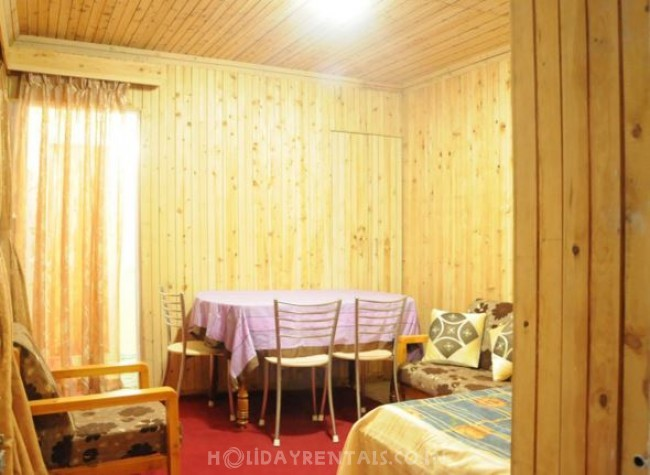 Alpine Stone Cottage Homestay, Shimla