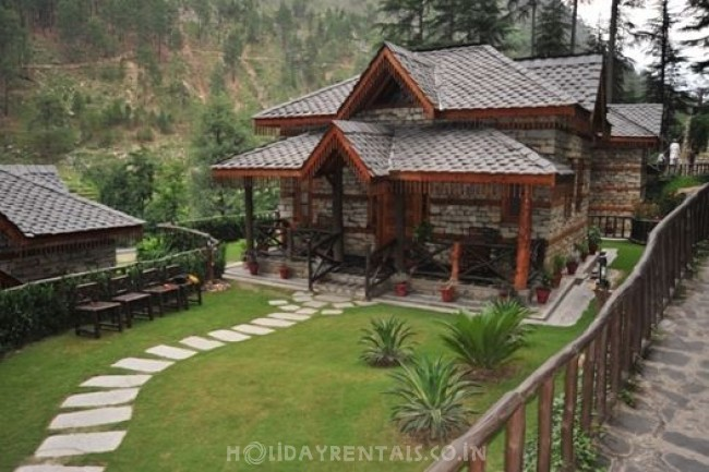 The Himalayan Village Resort, Kasol
