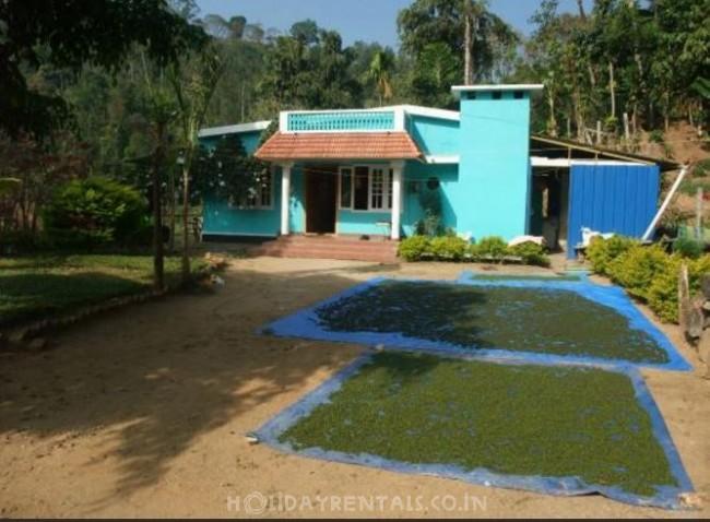 Spice Plantation Cottage, Munnar